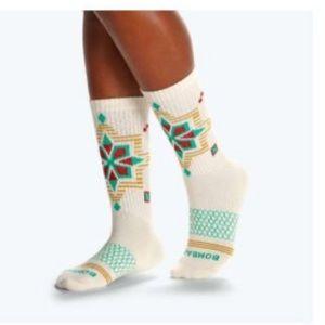 Bombas snowflake socks